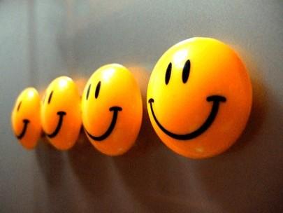 Donner rend heureux